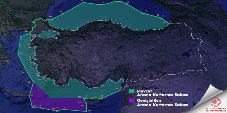 Το μισό Αιγαίο διεκδικεί με χάρτες η Τουρκία!