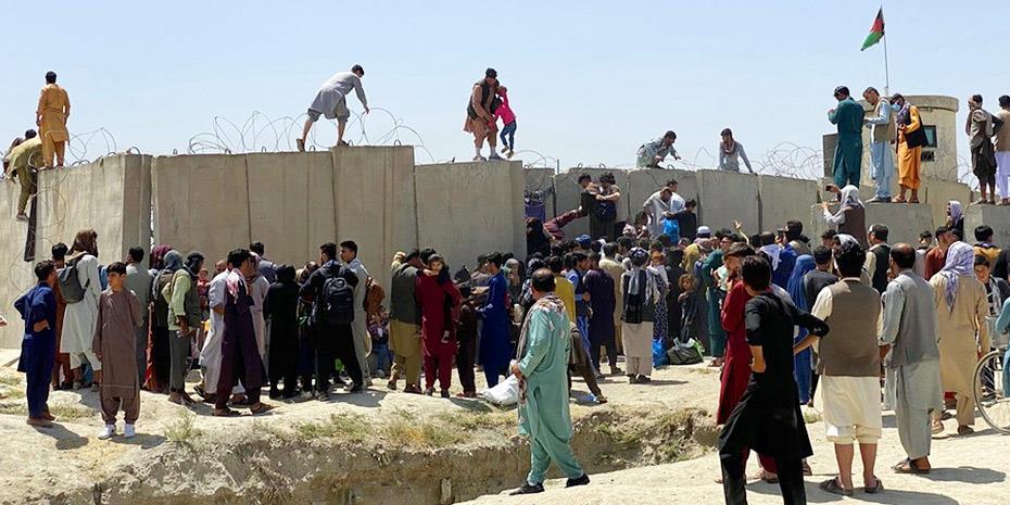 Οι Ταλιμπάν χαιρετίζουν τις υποσχέσεις για βοήθεια