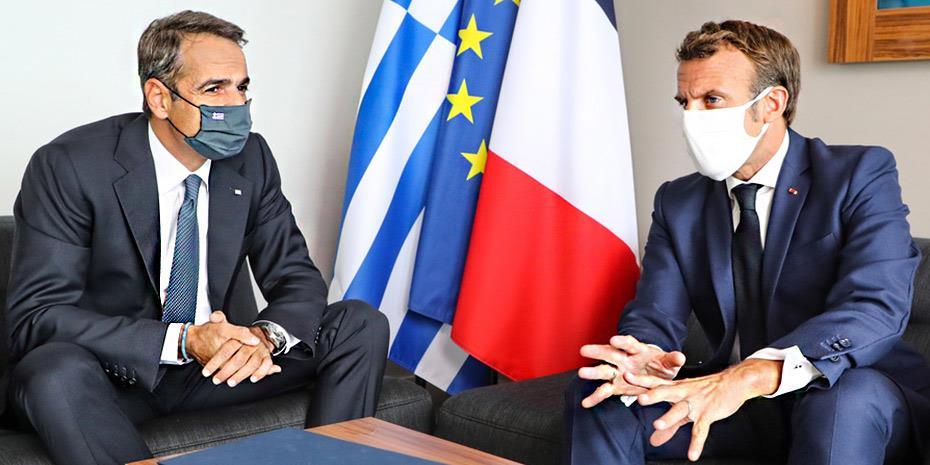 Η φιλοδοξία Μακρόν να ηγηθεί της Ευρώπης και η Ελλάδα