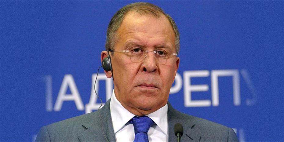 Σεργκέι Λαβρόφ: Θα συνεχίσουμε τους βομβαρδισμούς στην Ιντλίμπ