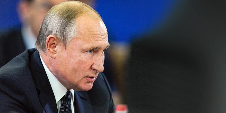 Πούτιν: Οι ισχυρισμοί για τον θάνατο της δημοκρατίας στη Ρωσία είναι υπερβολικοί