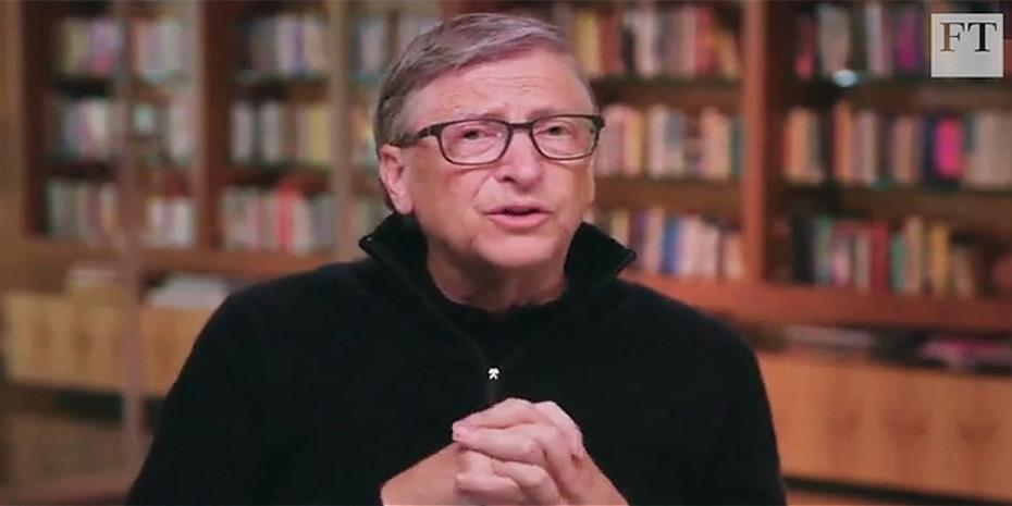Μπιλ Γκέιτς: Σε όσους έχουν ανάγκη τα φάρμακα κατά της Covid-19