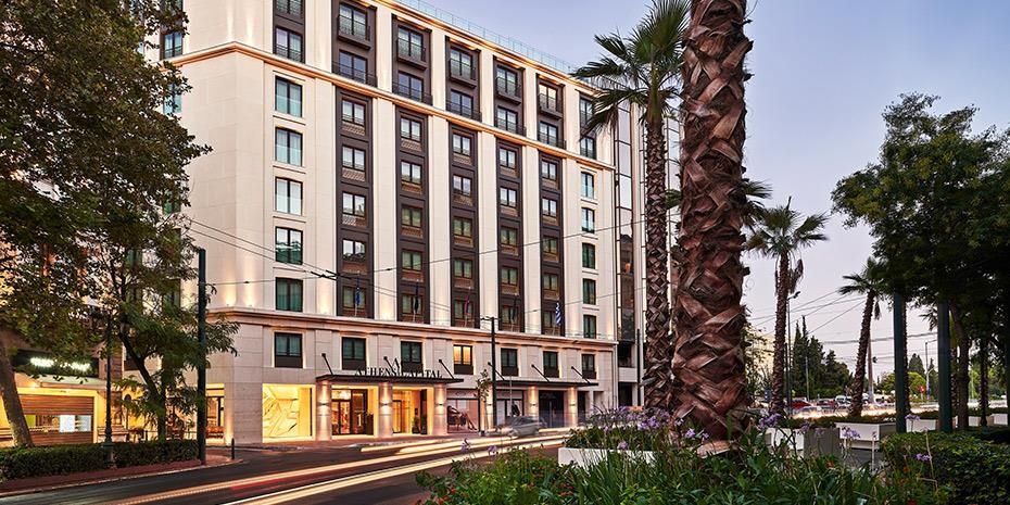 Εγκαινιάστηκε το Athens Capital Hotel στο Σύνταγμα