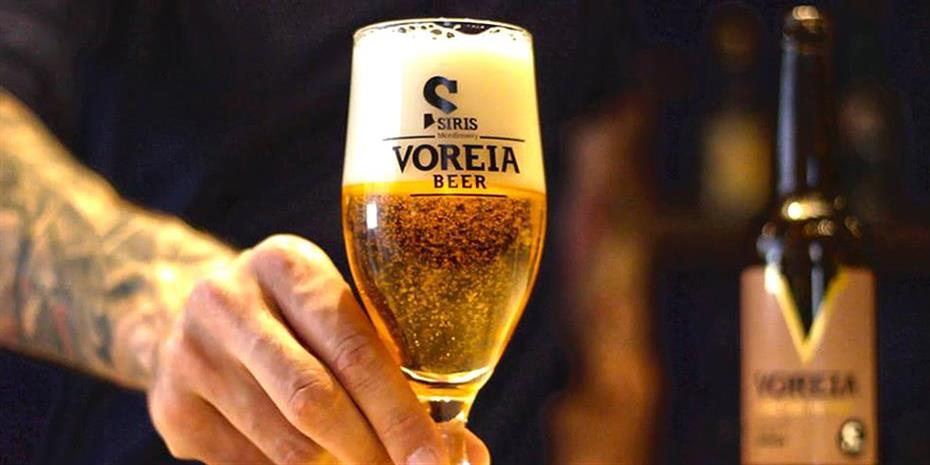 Οι μπίρες «Voreia» και το δρομολόγιο Σέρρες... Κίνα