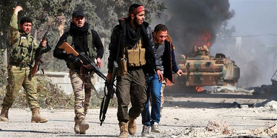 Συνεχίζεται η ανταλλαγή... πυρών μεταξύ ΗΠΑ-Τουρκίας για τους Κούρδους