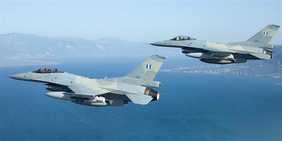 Ξεκινά η αναβάθμιση των ελληνικών F16 στην έκδοση Block 70/72 «Viper»