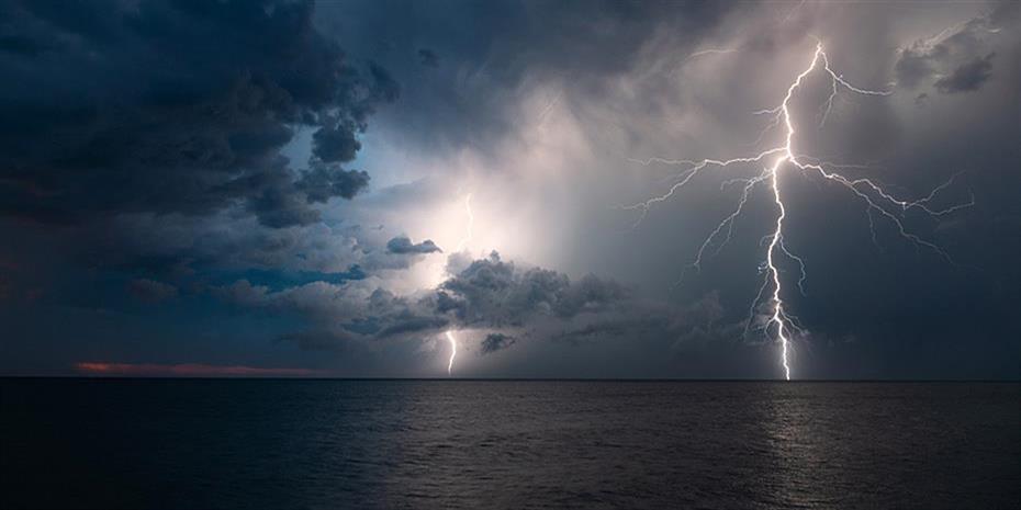 Πολλές βροχές αναμένονται ως την Παρασκευή