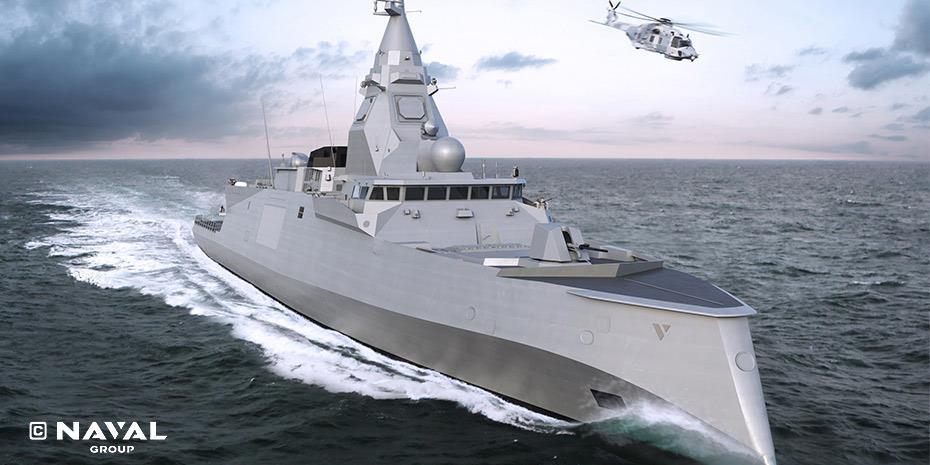 Οι συνεργασίες Naval Group με ελληνικές εταιρείες για τις φρεγάτες Belh@rra