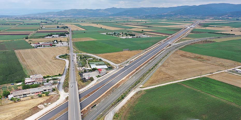 Ανοιξε η εθνική οδός Αθηνών - Λαμίας