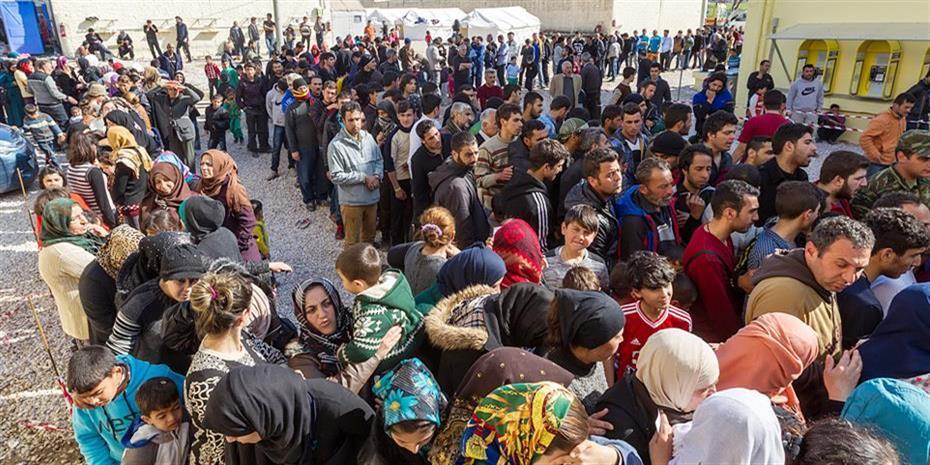ΕΕ: Υποχώρησε το 2018 ο αριθμός των αιτήσεων ασύλου