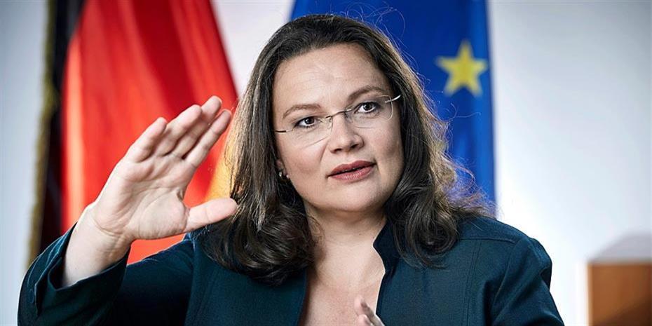 Σήμερα η εκλογή μεταβατικής προέδρου στο SPD