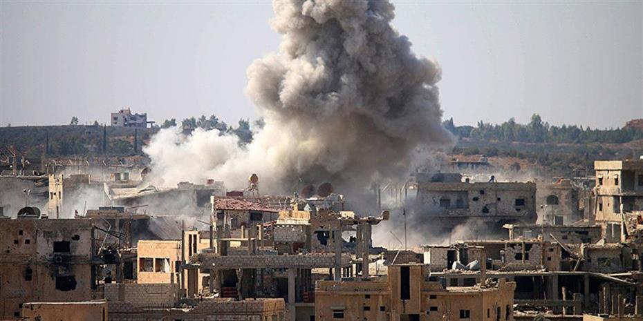 Αποσύρουν στρατιωτικό υλικό από τη Συρία οι ΗΠΑ