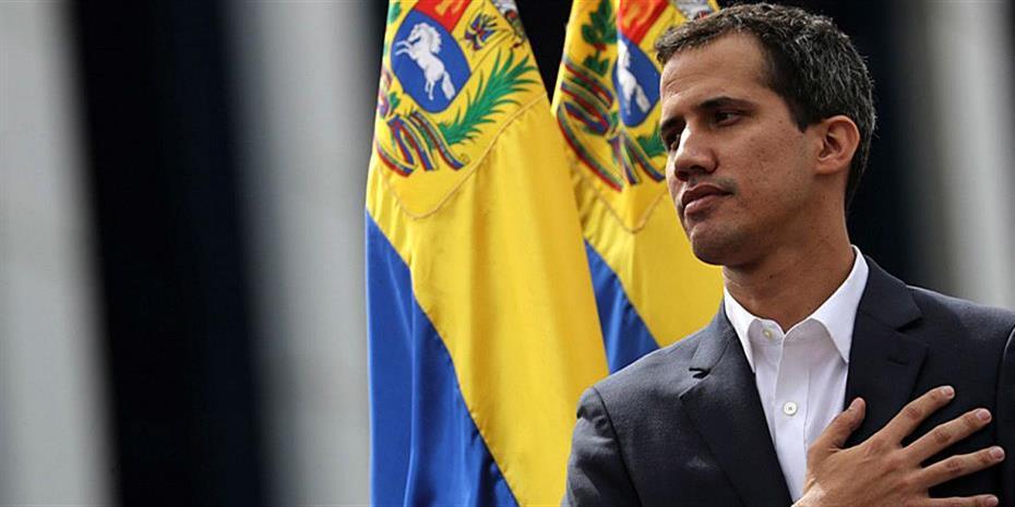 Γκουαϊδό: Καμιά διαπραγμάτευση με το καθεστώς Μαδούρο