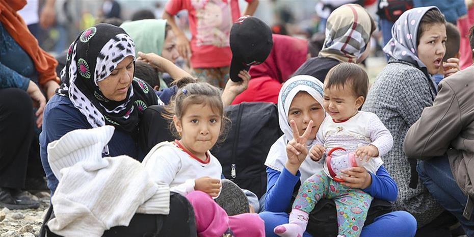 Στην ενδοχώρα πάνω από 2000 ευάλωτοι μετανάστες