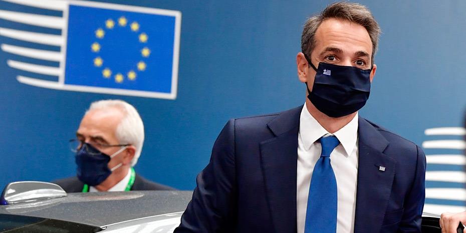 Υπέρ της άρσης της πατέντας ο Κ. Μητσοτάκης στη Σύνοδο Κορυφής