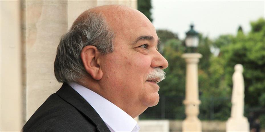Συνάντηση του N. Bούτση με τον Πορτογάλο Πρόεδρο της Δημοκρατίας