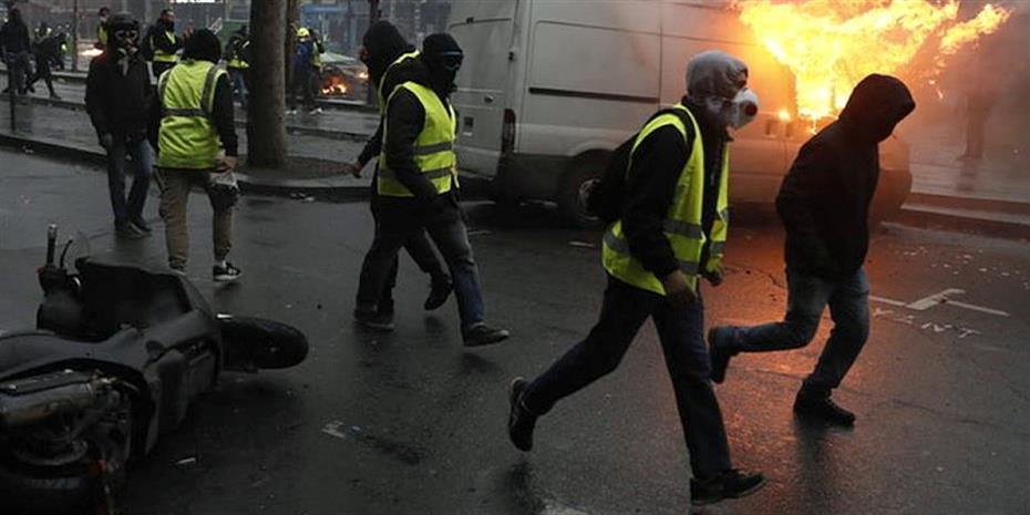Γαλλία: 278 προληπτικές συλλήψεις πριν την κινητοποίηση