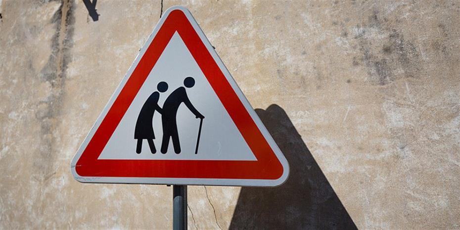 Συντάξεις γήρατος κάτω των €600 για έναν στους 3 δικαιούχους