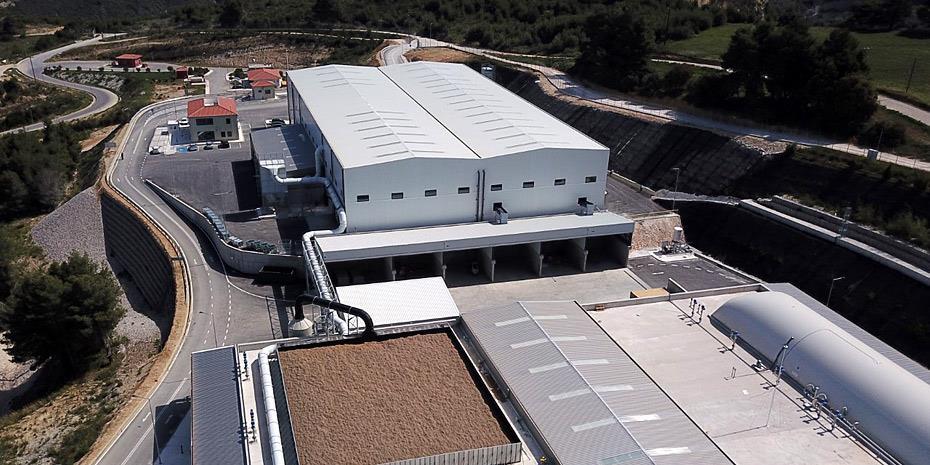 Σε λειτουργία το πρώτο ολοκληρωμένο σύστημα επεξεργασίας απορριμμάτων στη Δ. Ελλάδα