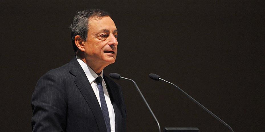 Υπέρ ενός προϋπολογισμού για την ευρωζώνη ο Ντράγκι