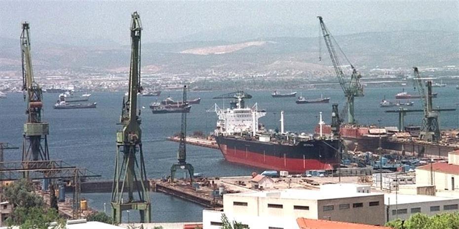 Τρεις οι μνηστήρες για τα ναυπηγεία Ελευσίνας
