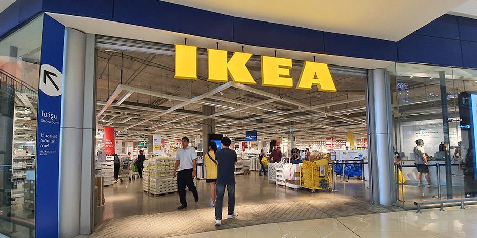 Νέο κατάστημα ΙΚΕΑ στο Mall Athens