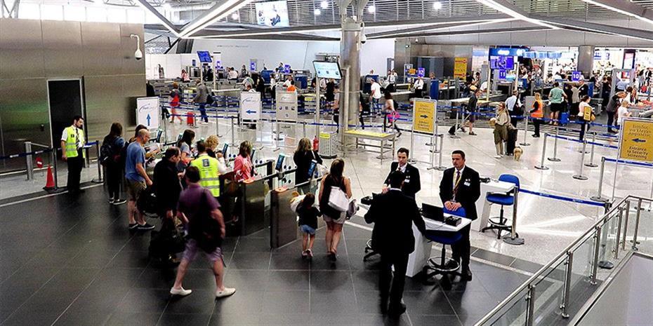 Πώς αλλάζει το 5G το αεροδρόμιο της Αθήνας