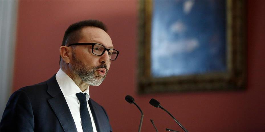 Γ. Στουρνάρας: Υφεση έως 9,4% φέτος το «κακό» σενάριο