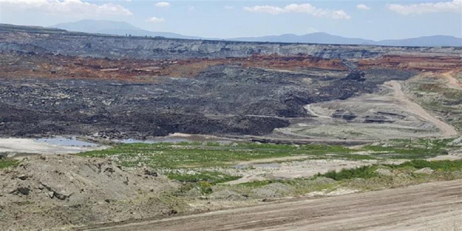 Κατολίσθηση στο ορυχείο Αμύνταιου