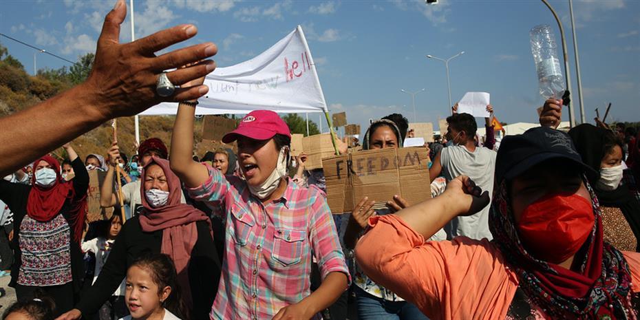Γερμανία: Εντονη κριτική για την κατάσταση στο Καρά Τεπέ