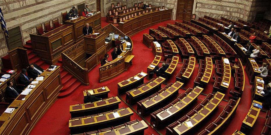 Παρατείνεται ως την Πέμπτη η συζήτηση για τη Συνταγματική Αναθεώρηση