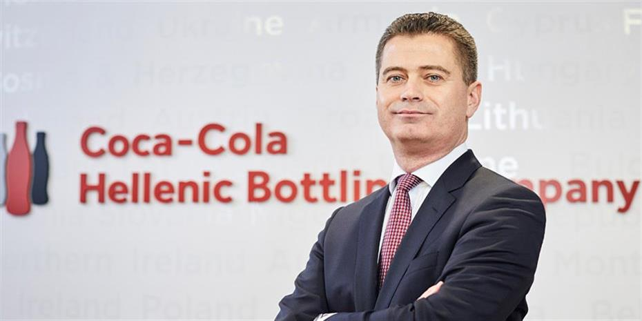 Coca Cola HBC: O Zoran Bogdanovic αναλαμβάνει άμεσα CEO