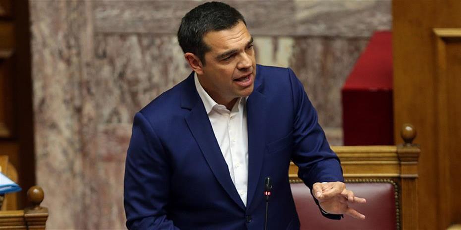 Τσίπρας: Η κυβέρνηση δεν μπορεί να χωρίσει δυο γαϊδάρων άχυρα
