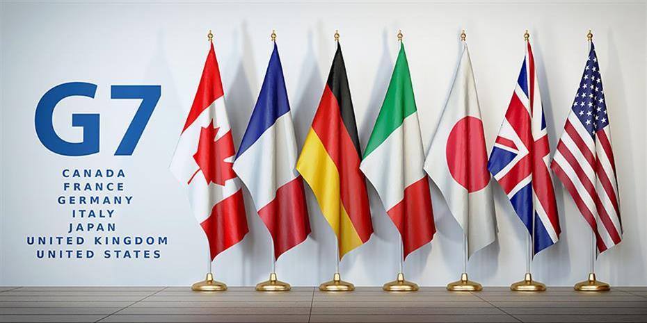 Ιστορική συμφωνία για ελάχιστο παγκόσμιο φόρο κλείνει στους G7