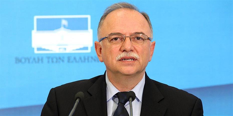 Συνάντηση Παπαδημούλη με τον Γενικό Γραμματέα του ΑΚΕΛ Άντρο Κυπριανού