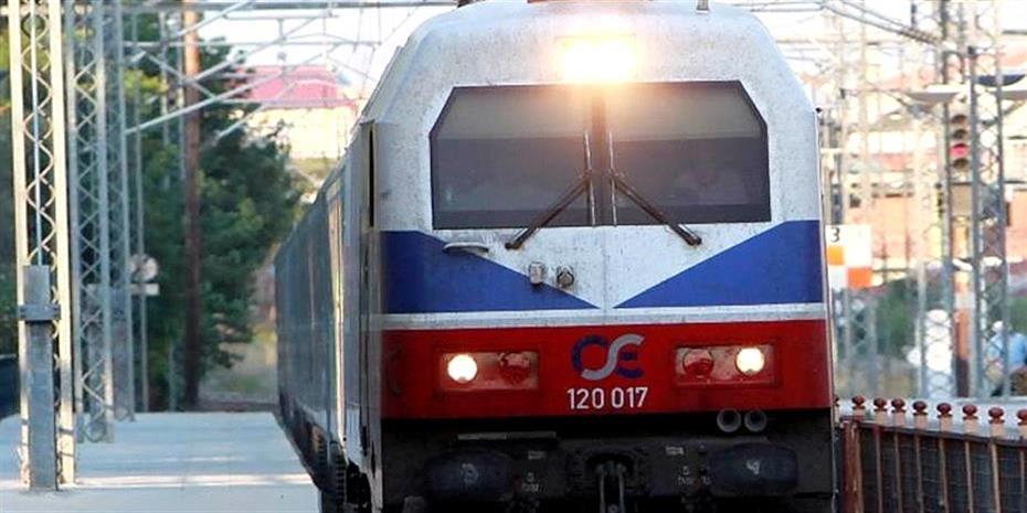 ΕΡΓΟΣΕ: Δοκιμαστικό δρομολόγιο στη γραμμή Κιάτο - Αίγιο