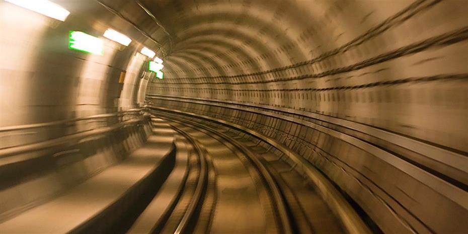 Στο Μετρό Θεσσαλονίκης ο δήμαρχος της πόλης Κωνσταντίνος Ζέρβας
