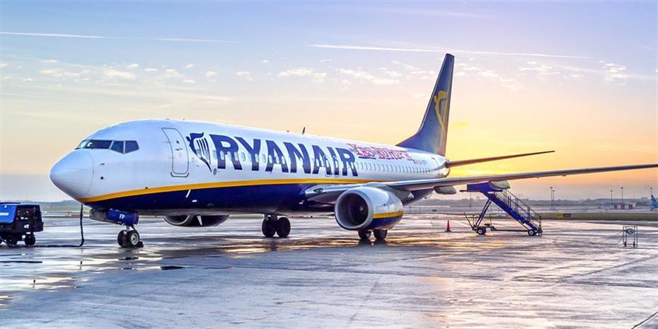 Απώλειες-ρεκόρ για τη Ryanair την τελευταία χρονιά