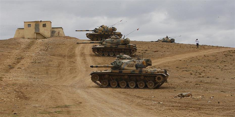 Χτυπήθηκαν 181 στόχοι στην τουρκική επιχείρηση στη Συρία