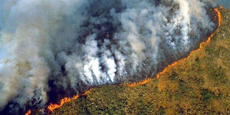 Κλιματική αλλαγή: 5 φορές πιο πολλές φυσικές καταστροφές τα τελευταία 50 χρόνια