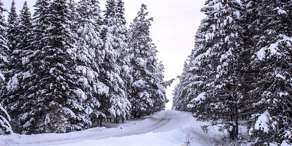 Νέα χιόνια φέρνει το πέρασμα του «Τηλέμαχου»