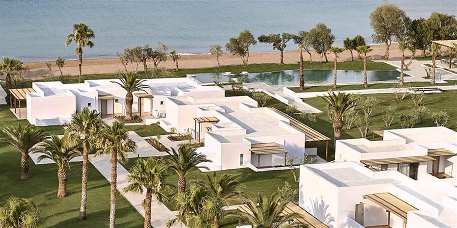 Το άνοιγμα επτά ξενοδοχείων ανακοίνωσε η Grecotel