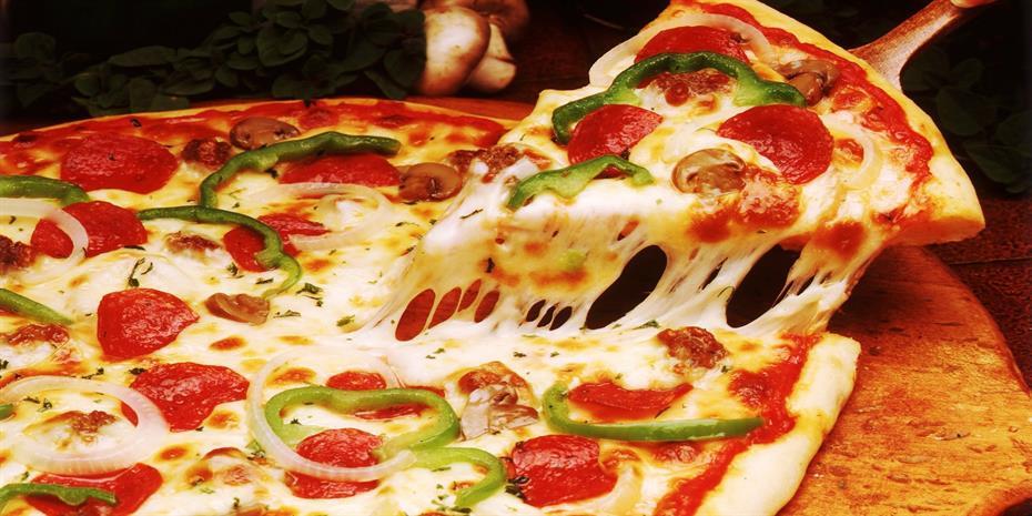 Ταίριαξε με την πανδημία η... πίτσα