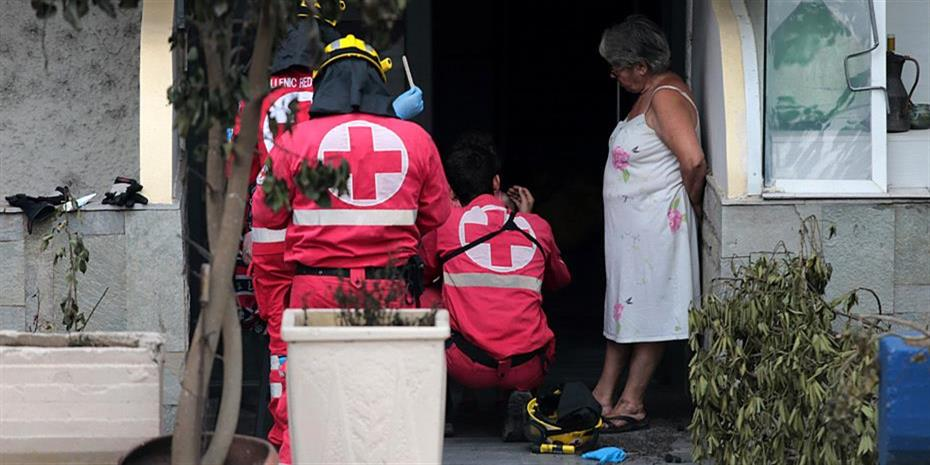 Εκτακτα βοηθήματα 2,8 εκατ. ευρώ πληρώθηκαν σε πυρόπληκτους