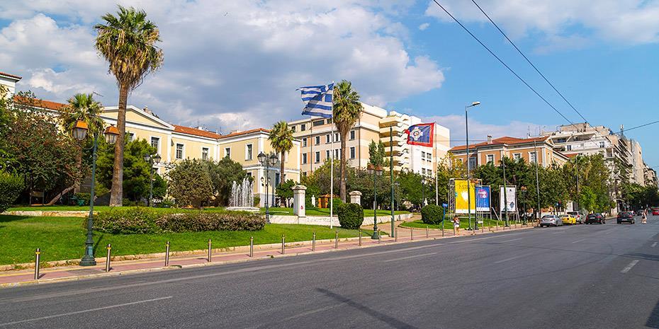 Απαγορευτικό στην κίνηση οχημάτων στο κέντρο της Αθήνας