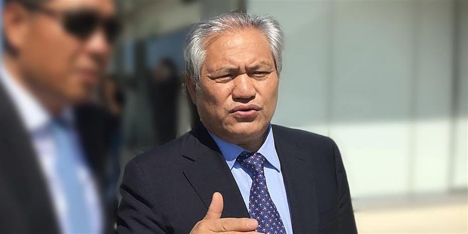 ΟΛΠ: Παραιτήθηκε από διευθύνων σύμβουλος ο Φου Τσενγκιού