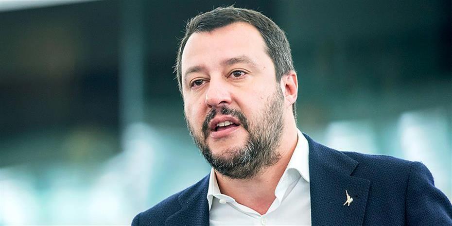 Ιταλία: Στο στόχαστρο ο Σαλβίνι για ύποπτο πετρελαϊκό ντιλ με το Κρεμλίνο