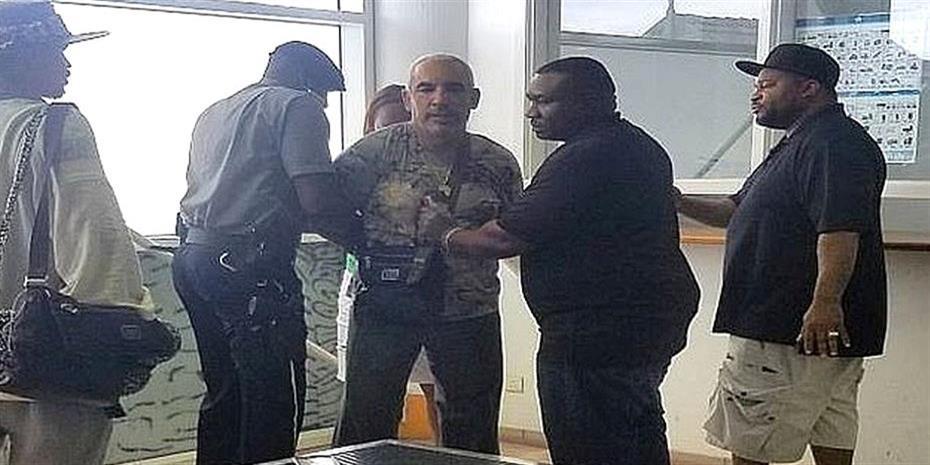 Συνελήφθη ο Αλκης Δαυίδ στην Καραϊβική με κάνναβη $1,3 εκατ.
