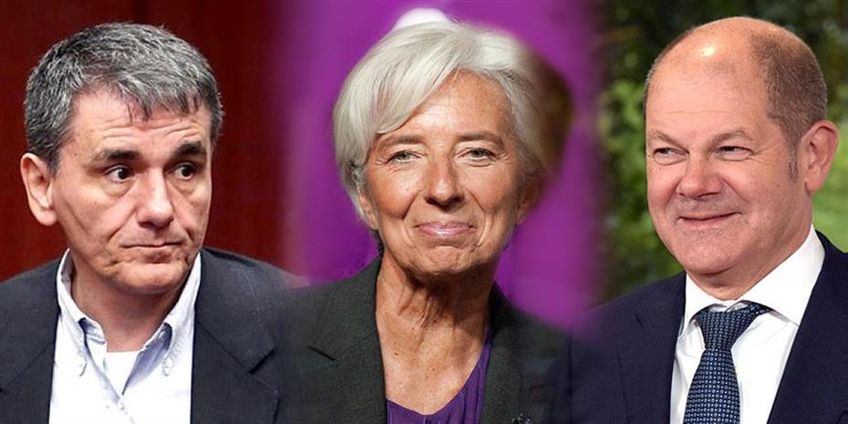 Απομόνωση της Γερμανίας στο EwG για το χρέος