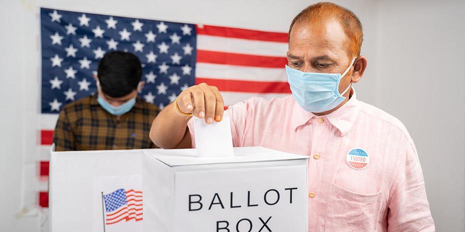 ΗΠΑ: Ένας στους δέκα ψηφοφόρους δήλωσε ότι ψήφισε χθες για πρώτη φορά